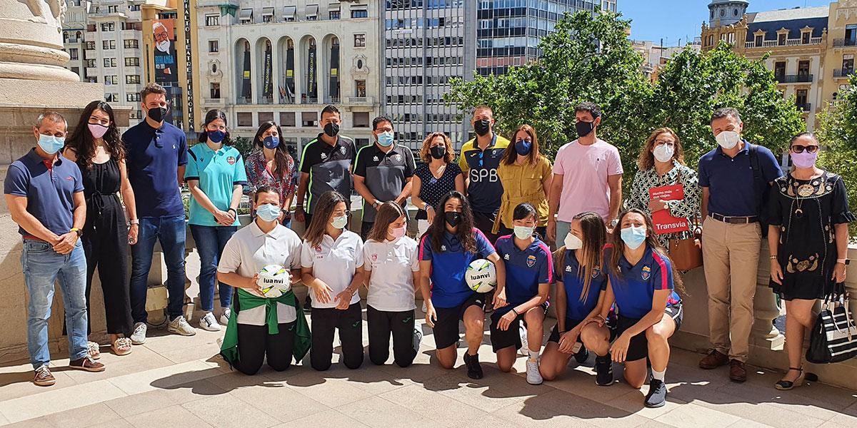 La València Cup Girls albergará 65 partidos de fútbol femenino en tres días en su primera edición
